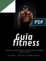 Guia fitness - Don Pildora Roja