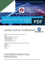 Caso Korea Telecom