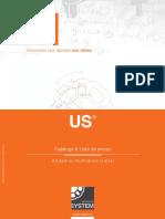 Catari US® Andamio multidireccional - Catálogo 2016