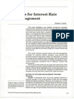 16975631 strategies for Interest Rate Risk Management