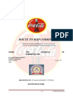 coke summer project