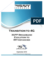 3G Americas Research HSPA LTE Advanced