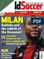 World Soccer - February 2011