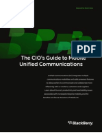 Blackberry_ Cio Guide Mobile Unified Com