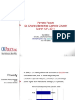 Oklahoma Families and Children in Poverty