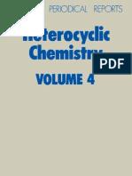 Heterocyclic Chemistry_vol4