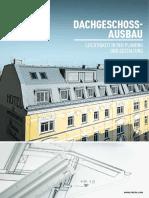 PREFA_Dachgeschossausbau