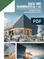 01010307_AT_Produktdatenblatt Raute 44_PREFA_06-2019