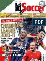 World Soccer - September 2010