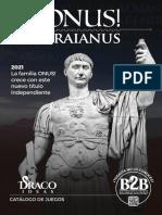 Catalogo DRACO IDEAS 2021