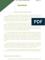Atividade Física e Envelhecimento - Roberto Dischinger Miranda