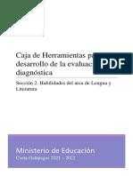 Caja de Herramientas – Sección 2 – Habilidades de Legua y Literatura_P
