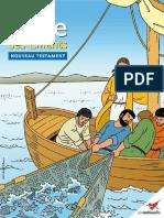Nouveau Testament Pour les Enfants