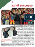 """Recensione della prima di """"Scugnizzi"""" al Teatro Sistina"""