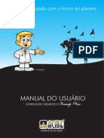 Aspirador Cirúrgico Com Bateria Biosafe Plus - Acme (Manual Usuário)