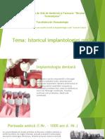 Istoricul-implantologiei