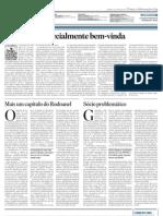 A3 -Editorial Do Estadao de 13-03 Sobre Rodoanel