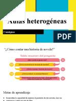 Aulas heterogéneas- Consignas (1)
