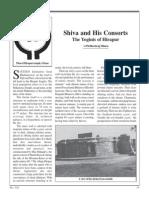 5. Shiva and His Consorts