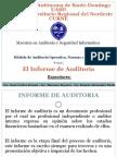 Informe de Auditoria - CURNE - UASD