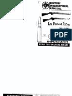 Lee Enfield Rifles
