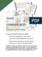 Book de treballs en Comunicació