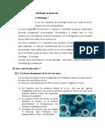 Introduction à La Microbiologie en Général1