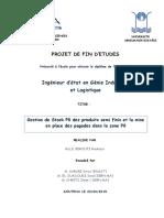 Rapport de Projet de Fin d'Étude 2015