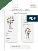 Eval Diagnotisque CM1 Francais