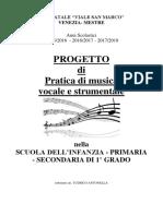 Progetto-Musica