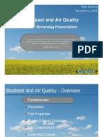 BiodieselAndAirQuality