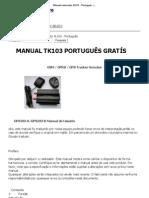 Manual rastreador tk103 - Português __ O seu E-shop seguro