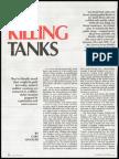 The Killing Tanks by Gary Hanauer