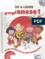 Sing & Learn Japanese