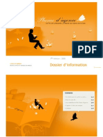 Dossier Prix Plume d'agence