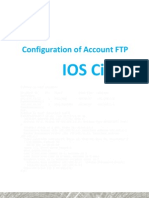 Ftp Ios Cisco