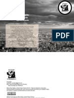 Onceava edicion especial de poesía Cinosargo