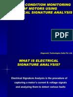 ElectricalSignatureAnalysis