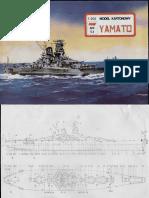 [GPM 054] - Battleship IJN Yamato