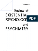 Review of Existential Psychology and Psychiatry