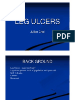 All about Leg Ulcer