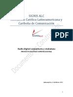 Signis Alc Radio digital comunitaria y ciudadana (PPC)