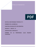 trabajo de ciencias(portada)