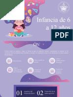 Infancia de 6 a 12 años (presentacion)