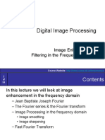 ImageProcessing7-FrequencyFiltering