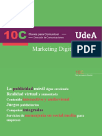 10C Marketing Digital en La UdeA