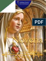 Novena de Nuestra Senora de Fatima 2021