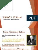 Atomo y modelos