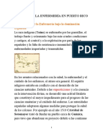 HISTORIA DE LA ENFERMERÍA EN PUERTO RICO