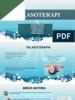 TALASOTERAPIA